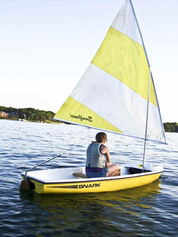 Snark Sunflower 3.3 Sailboat #ASB194